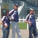Famille Stéphant champions triplette mixte 2007