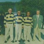Champions vétérans du CD56 au France 1998