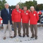 Heisserer Coquen Nevonnic Champions vétéran au France en 2009
