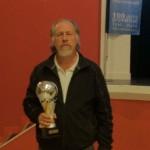 Jacky Labbe, de la pétanque lanestérienne, meilleur vétéran 2011