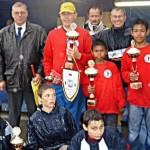 Champions de Bretagne de pétanque Triplette Cadet