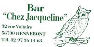 bar chez jacqueline lanester