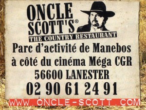 Oncle scott lanester restaurant country